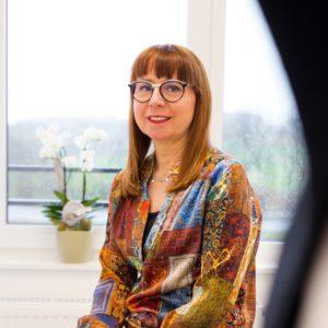 Portrait - Pia Alia-Eischen